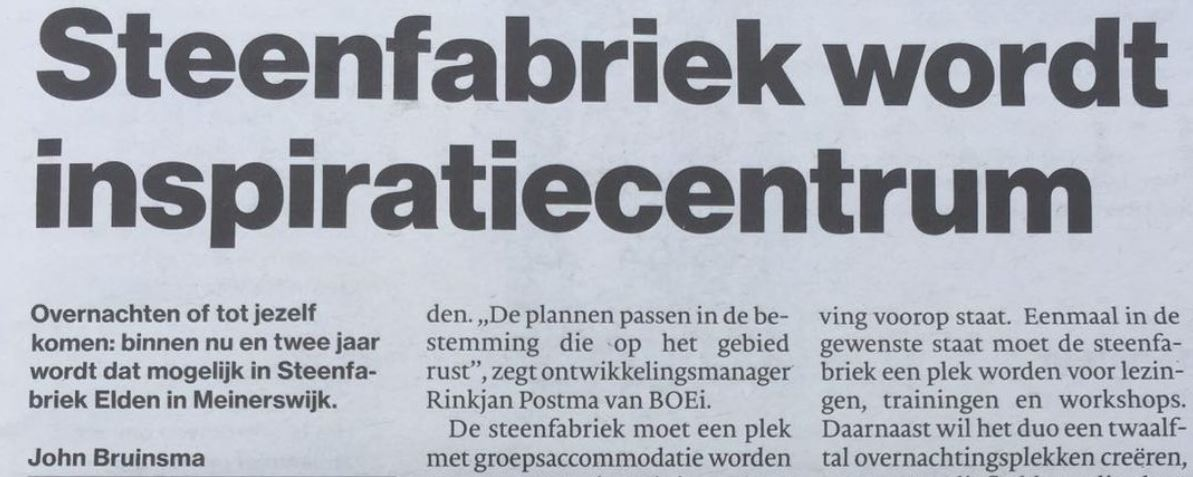 kop artikel gelderlander
