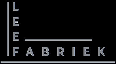 Leeffabriek logo